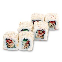 Spice Roll Tomago - photo