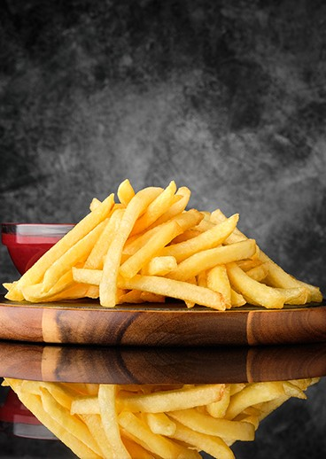 Potato fries - photo