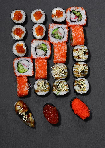 Sushi-set Fiesta  - photo