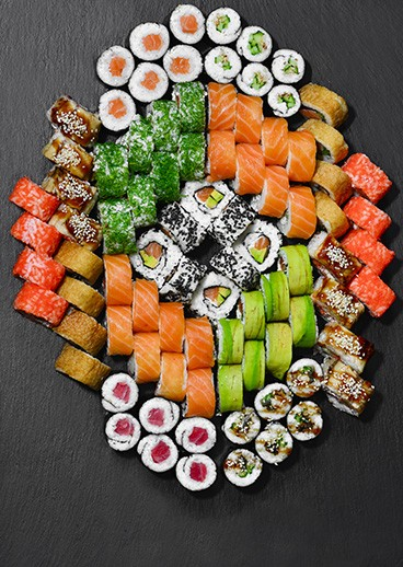 Sushi-set Niagara  - photo