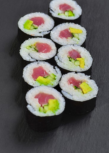 Spice Roll Maguro - photo