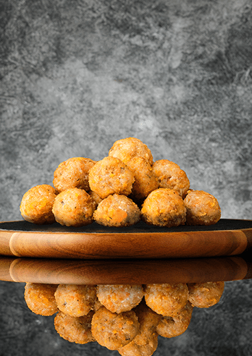 Fish croquettes - big photo