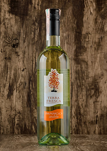 Wine Terra Fresca Bianco Amabile - big photo