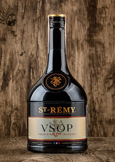 Brandy Saint Remy (VSOP)  - photo