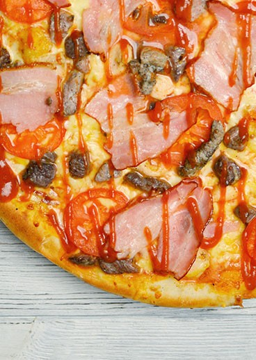 Pizza Meat Boom  - photo