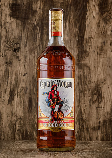 Ром Captain Morgan «Spiced Gold»  - фото