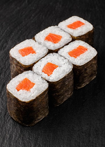 Roll Syacke Maki - photo