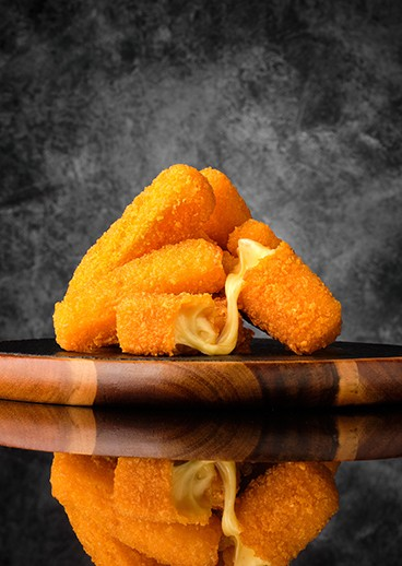Cheese sticks - photo