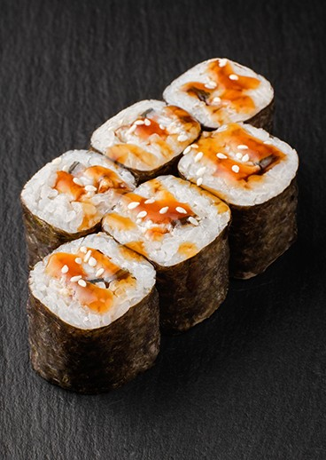 Roll Unagi Maki - photo