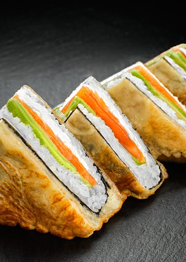 Japanese sandwich - photo